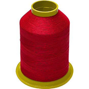 HILOS SETTA 100% POLYESTER (5168 RED 08C)