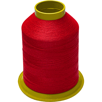 HILOS SETTA 100% POLYESTER (5215 RED 06C)